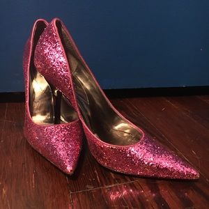 Guess Glitter Pumps